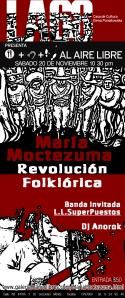 REVOLUCION FOLKLORICA