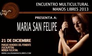 EMML2013 MARIA SAN FELIPE