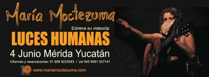 Luces humanas Videoclip